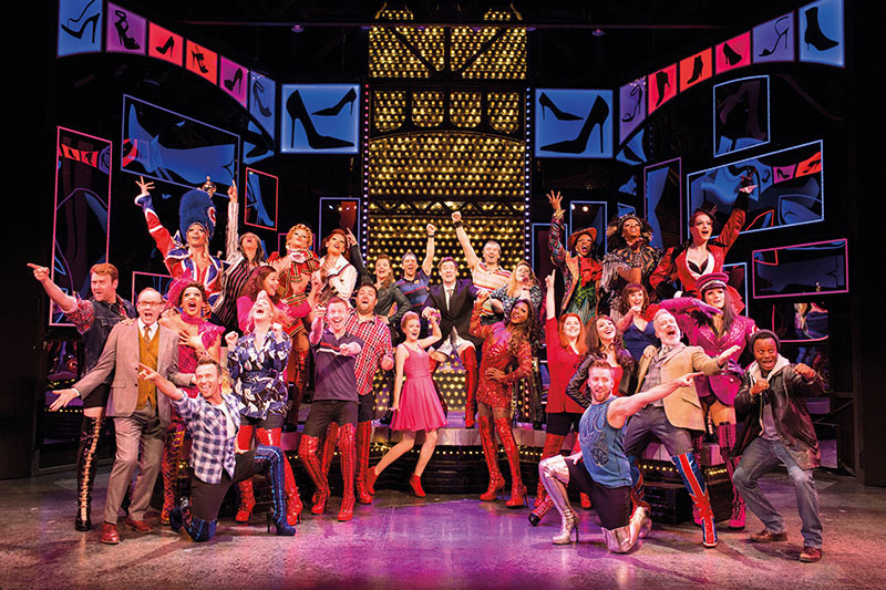 BWW Review: KINKY BOOTS , Edinburgh Playhouse