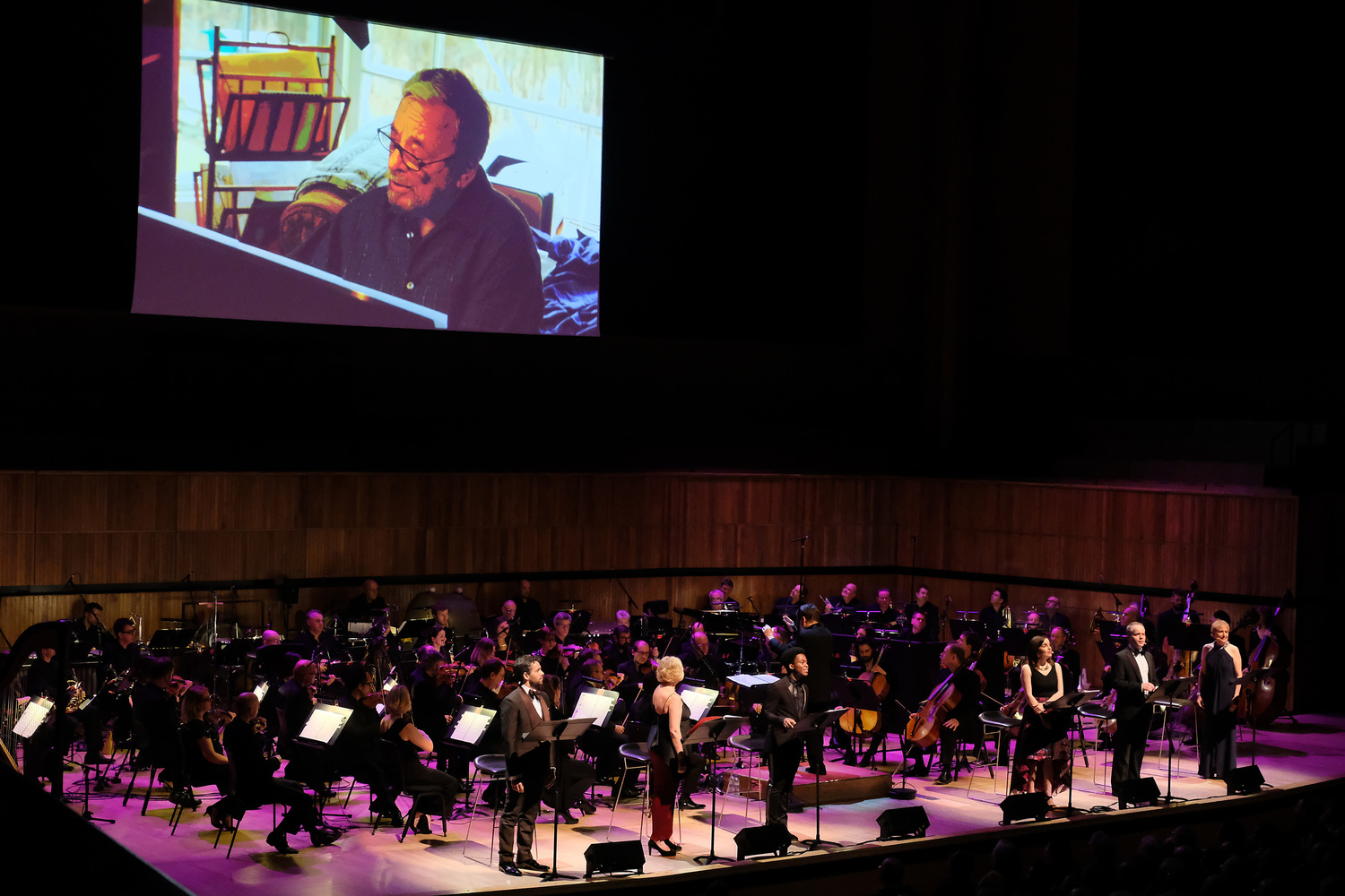 BWW Review: SONDHEIM ON SONDHEIM, Royal Festival Hall
