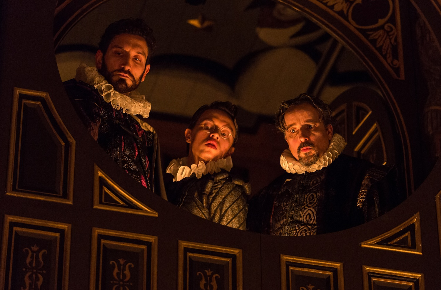 BWW Review: THE SECRET THEATRE, Sam Wanamaker Playhouse