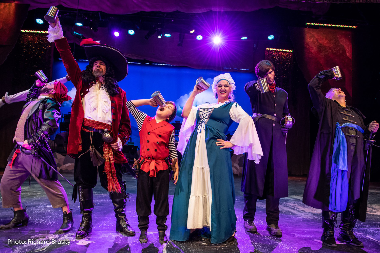 BWW Feature: PIRATES OF PENZANCE at Spring Mountain Ranch