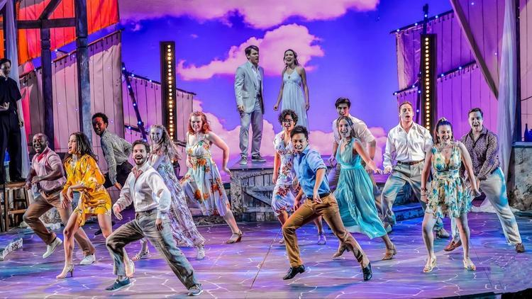 Review Roundup: What Did Critics Think of MAMMA MIA! at Drury Lane?
