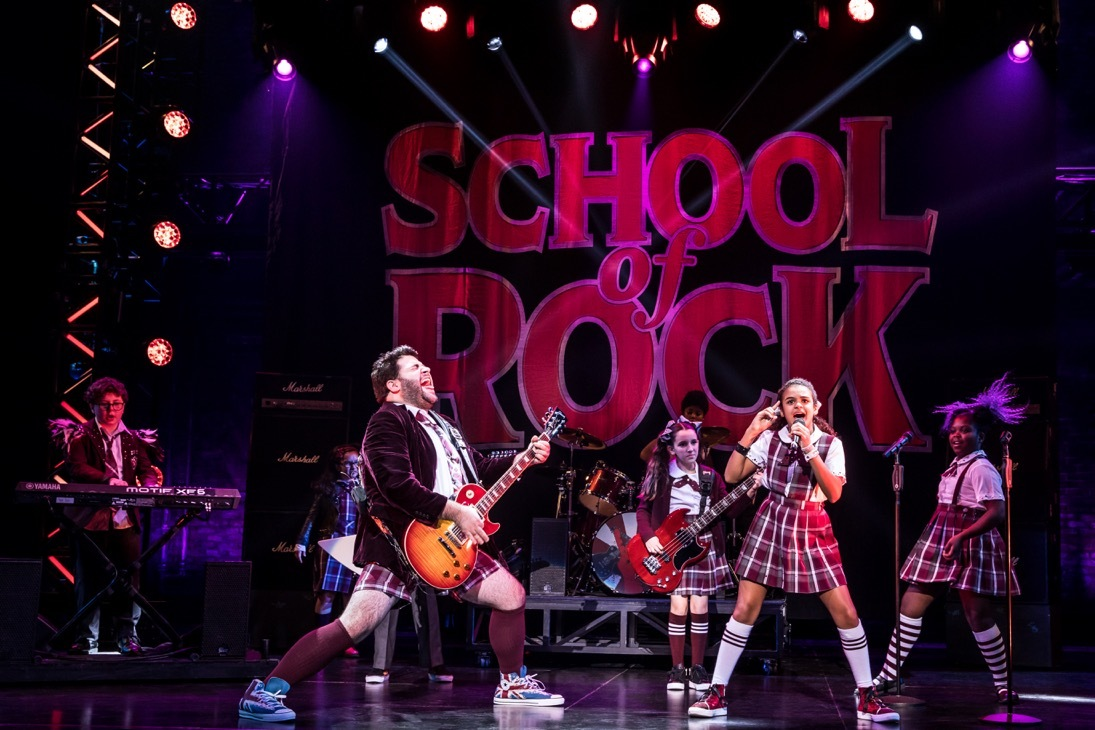 BWW Review: National Tour of SCHOOL OF ROCK Bounces Into OKC Broadway