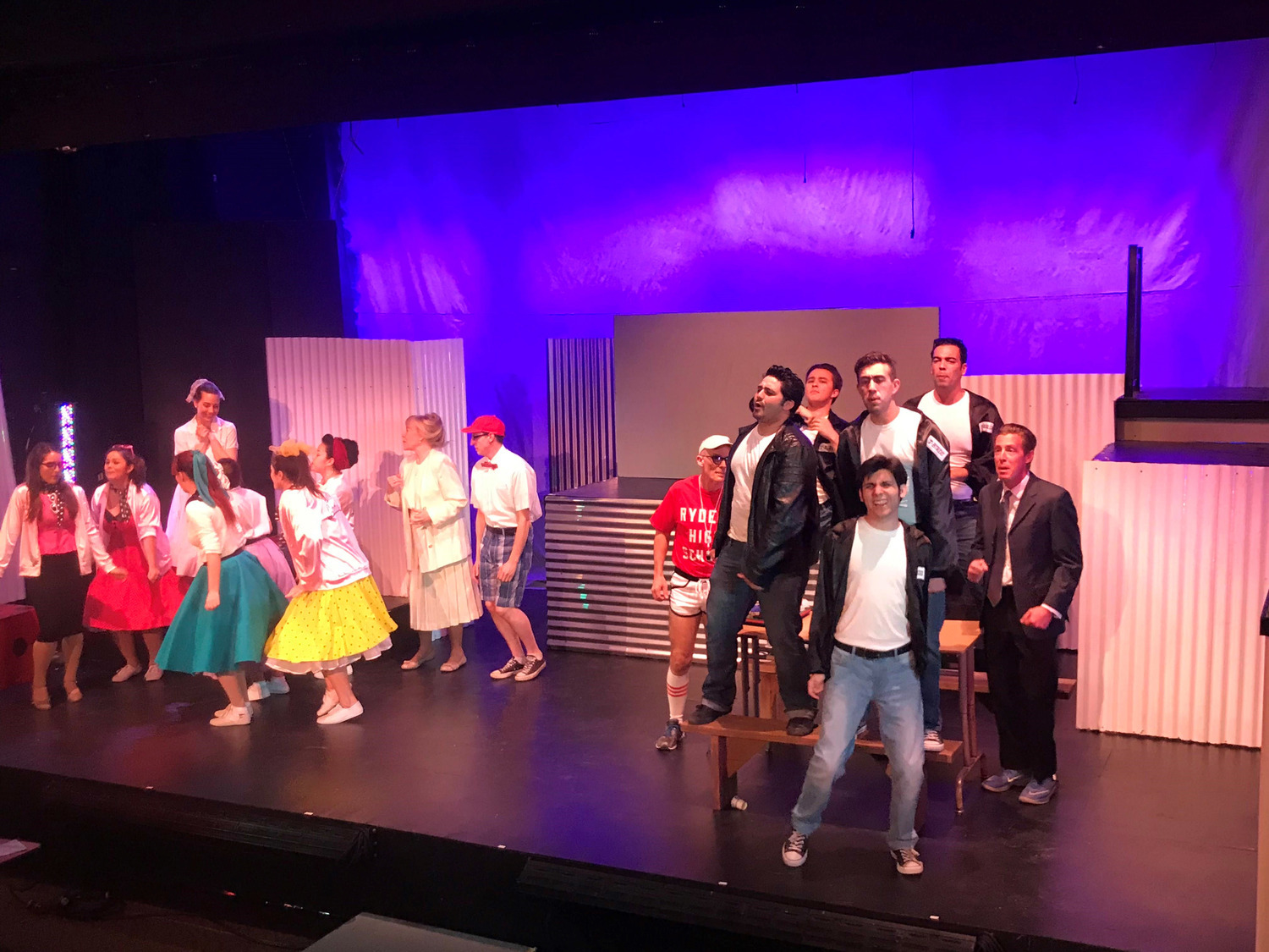 BWW Review: GREASE at Desert Theatreworks