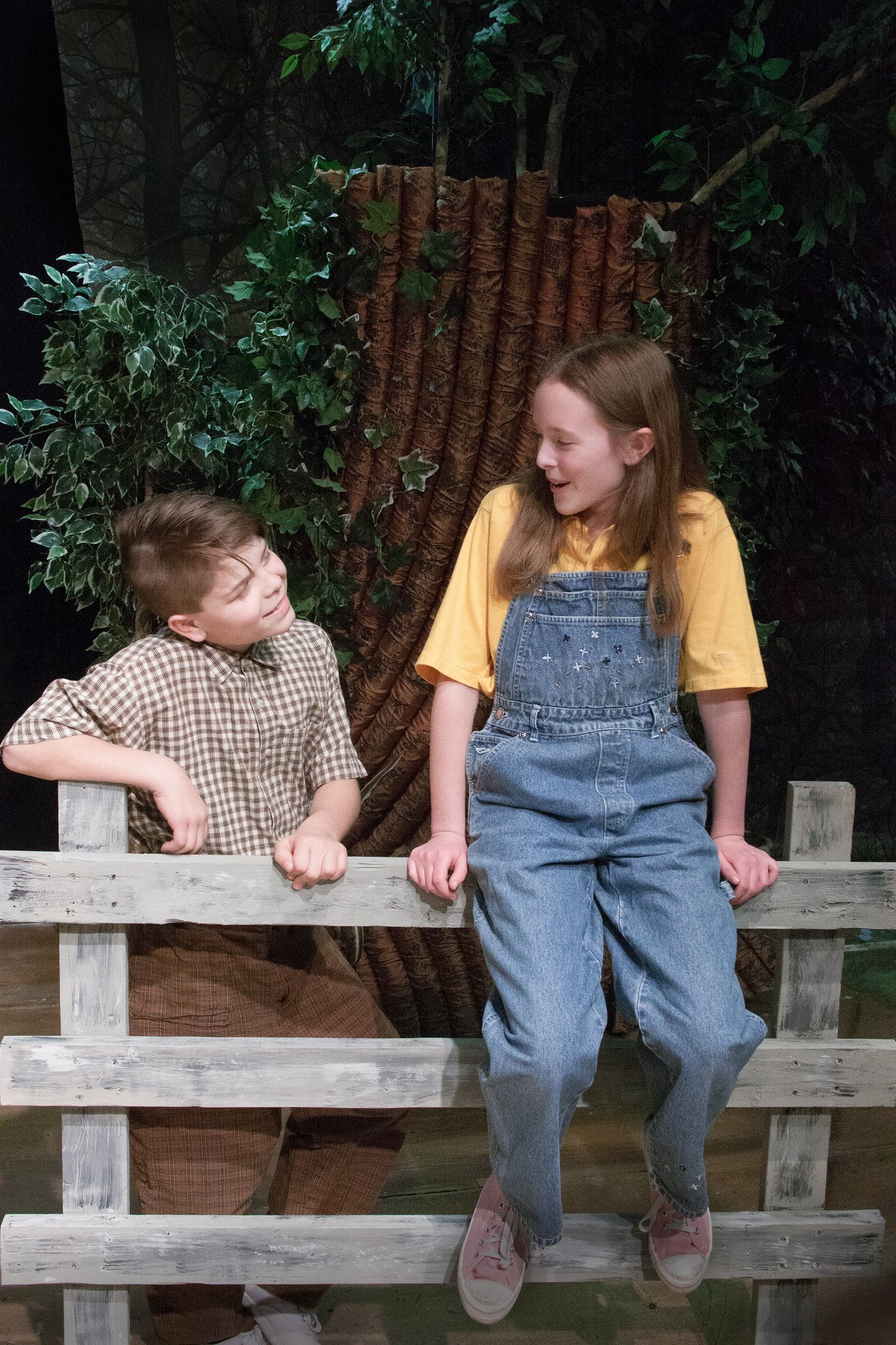 BWW Interview: Kevin Alvarnaz of BRIDGE TO TERABITHIA at DreamWrights