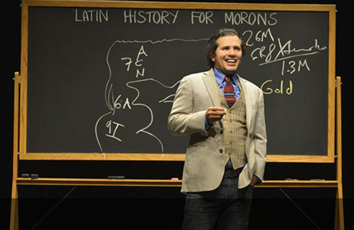 LATIN HISTORY FOR MORONS Plays Overture Hall Late June