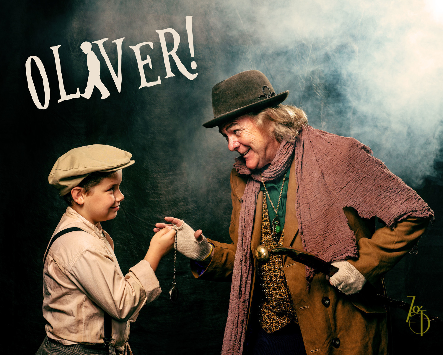 BWW Review: I Want Some More, Please, at The Ziegfeld Theater's OLIVER!