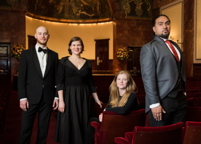 BWW Review: KATHLEEN FERRIER AWARDS 2019 FINAL, Wigmore Hall