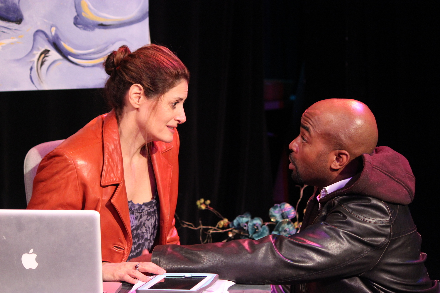 BWW Review: SEX WITH STRANGERS Is a Steamy, Brainy Brew