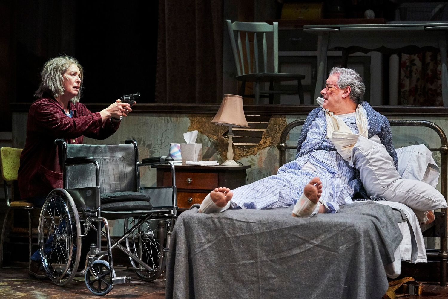 BWW Review: MISERY at Great Lakes Theater