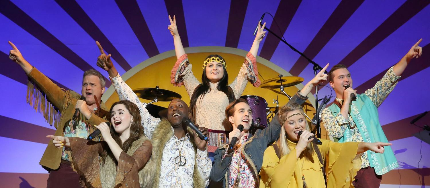 BWW Review: Mill Town Players Will Warm You Up with Their New Musical Revue, CALIFORNIA DREAMIN'