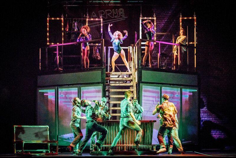 BWW Review: FLASHDANCE, Theatre Royal Brighton