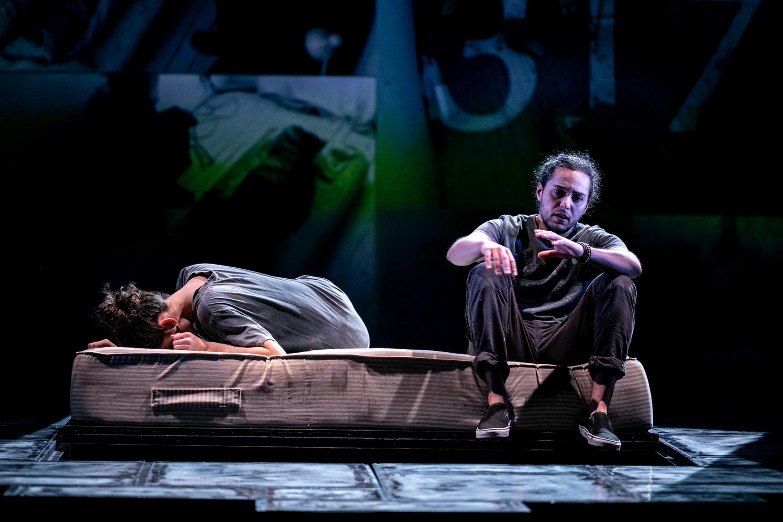 BWW Review: ADAM, Theatre Royal Brighton
