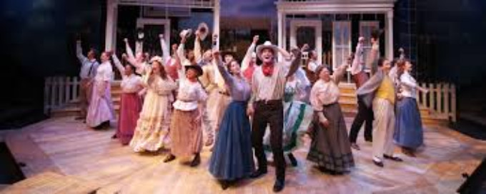 BWW Review: History Changing OKLAHOMA Charmingly Ends Porthouse's 50th season