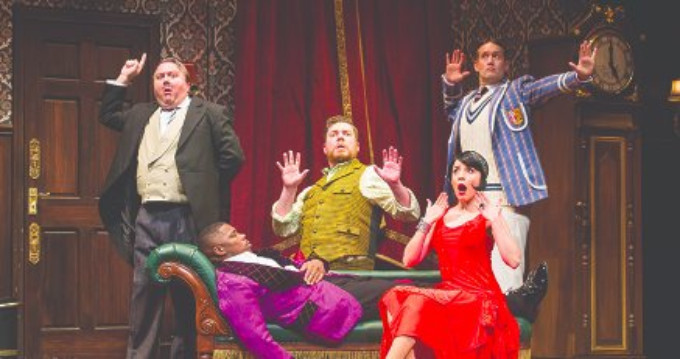 THE PLAY THAT GOES WRONG Comes to Thrivent Financial Hall 4/30 - 5/5
