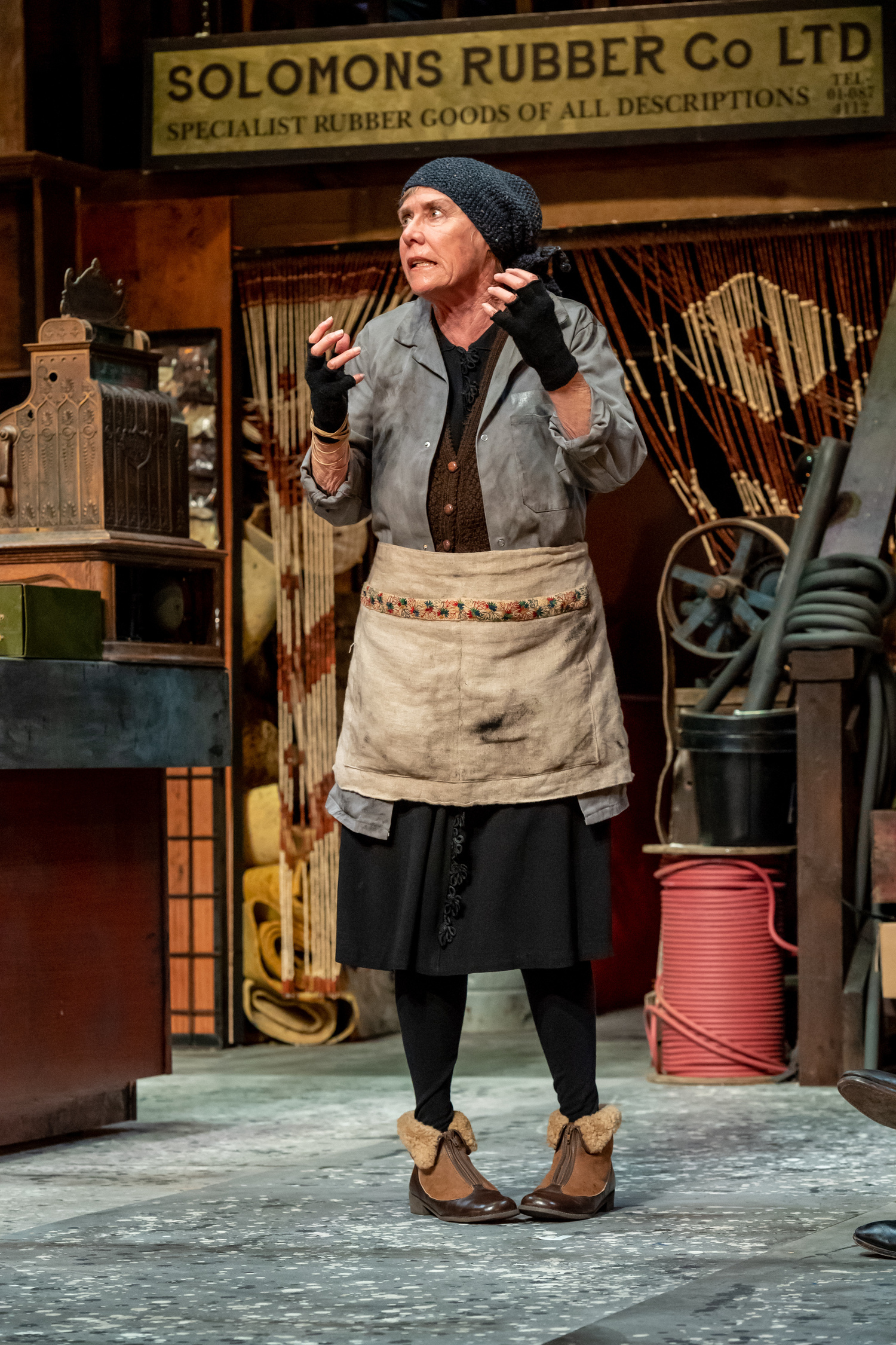 BWW Review: FILTHY BUSINESS at ASB Waterfront Auckland