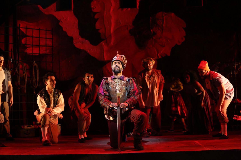 BWW Review: MAN OF LA MANCHA at Westport Country Playhouse