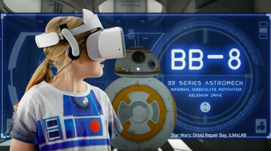 Starlight Children's Foundation, the Walt Disney Company, and Google Unveil New VR Program for Children
