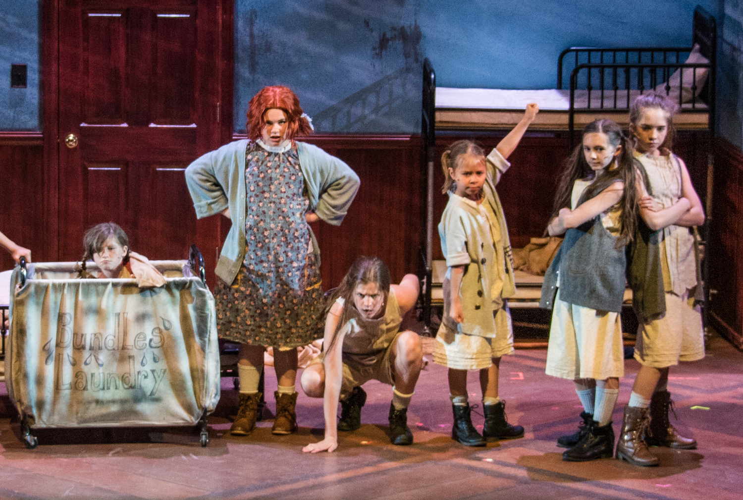 BWW Review: ANNIE at Rocky Mountain Repertory Theatre