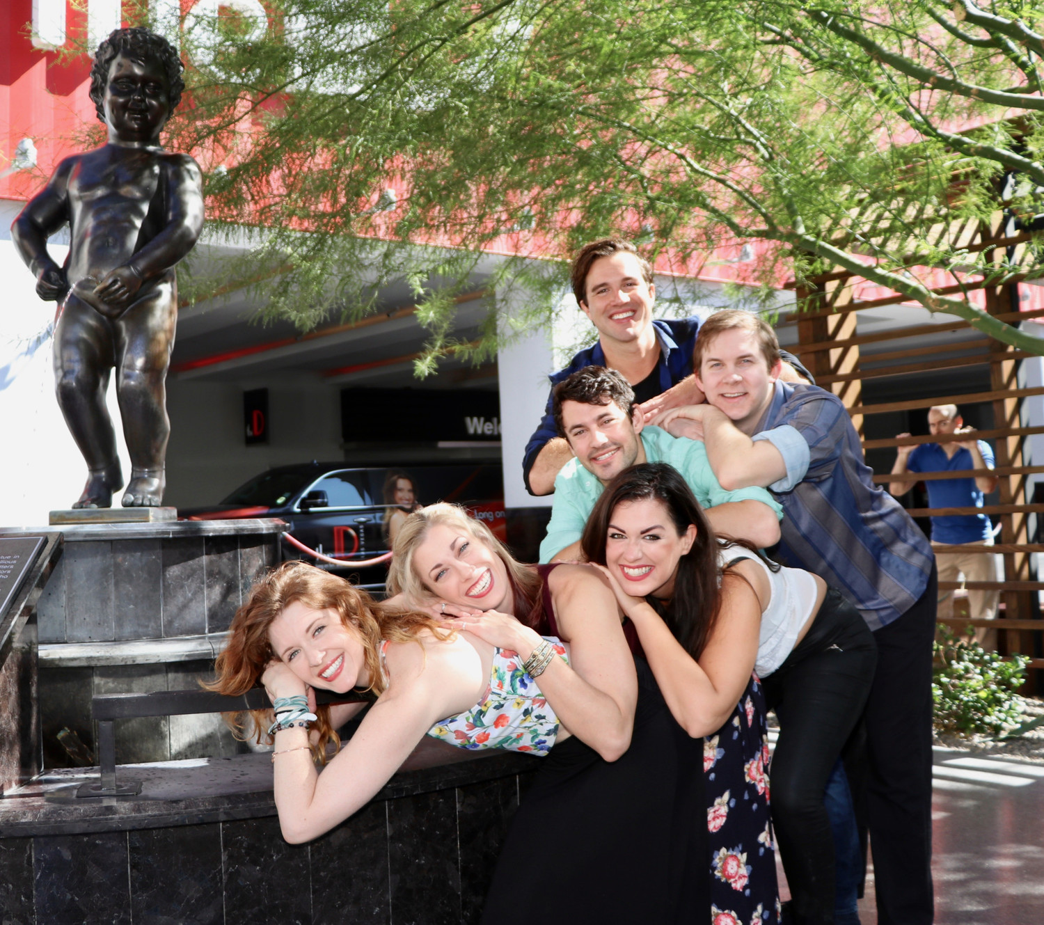 BWW Feature: FRIENDS! THE MUSICAL PARODY at The D Las Vegas