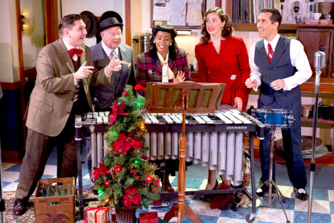 Review Roundup: IT'S A WONDERFUL LIFE: A LIVE RADIO PLAY at Walnut Street Theatre - What Did The Critics Think?