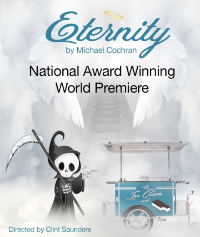 World Premiere of ETERNITY Being Staged at Stage III Theatre!