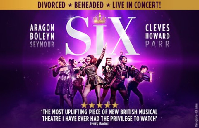 BWW Review: SIX THE MUSICAL, Arts Theatre,