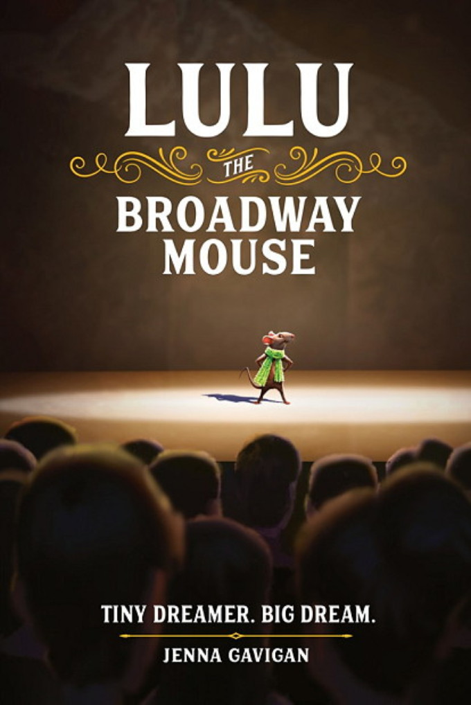 BWW Feature: LULU THE BROADWAY MOUSE by Broadway Actress Jenna Gavigan