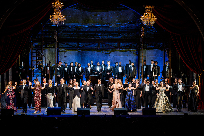 BWW Review: The Washington National Opera's WNO GALA Pays Tribute to Leonard Bernstein