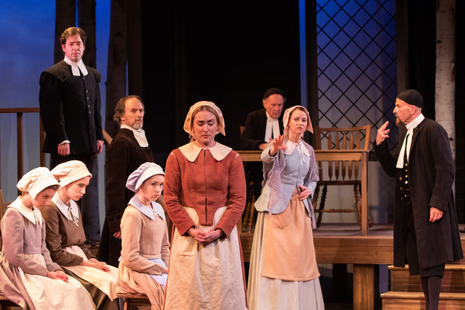 BWW Review: THE CRUCIBLE Opens the New Season of Love, Loss, and Laughter at Sacramento Theatre Company