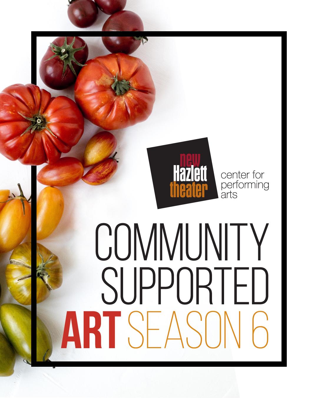 New Hazlett Theater Presents Community Supported Art