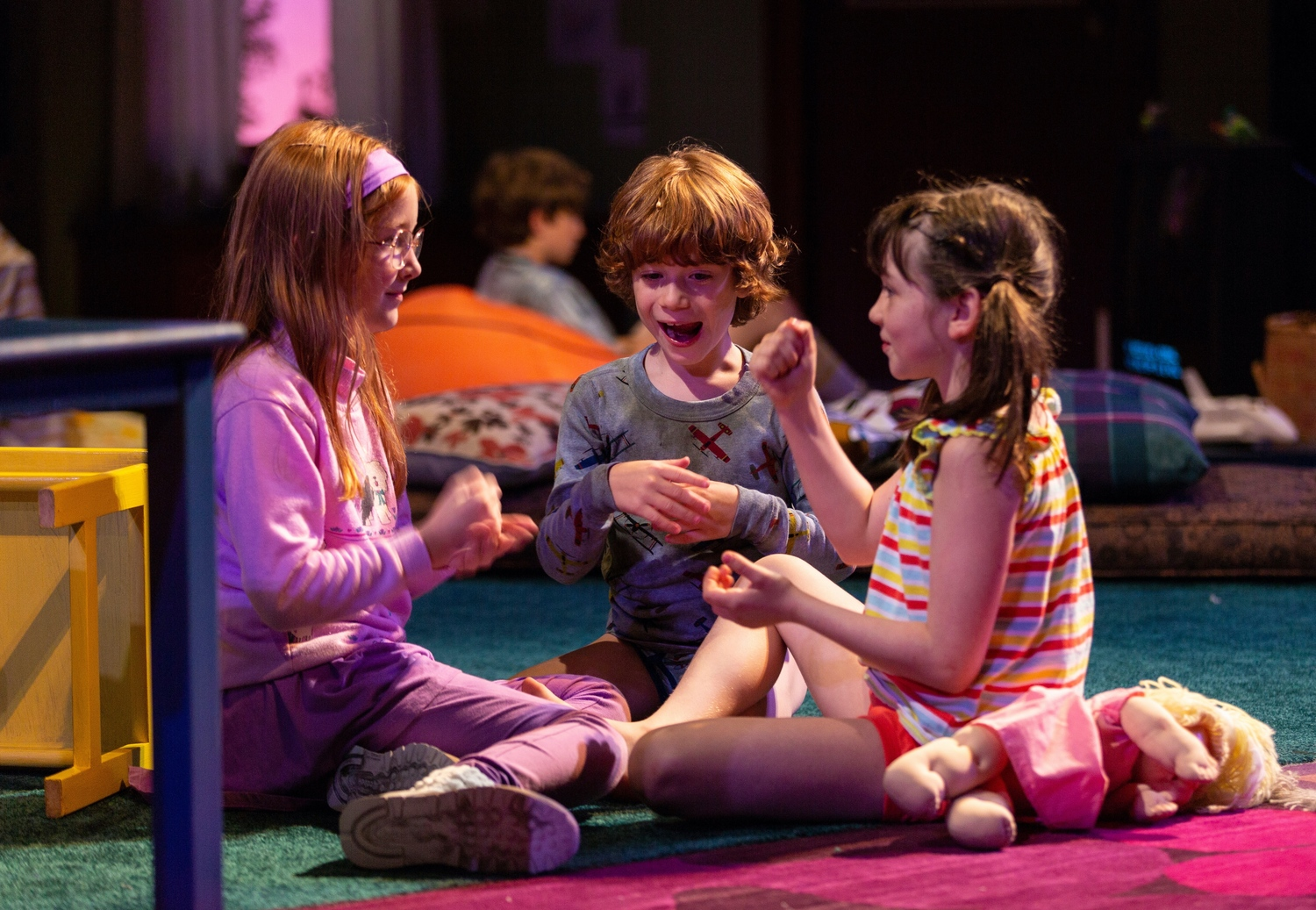 BWW Review: World Premiere of Bess Wohl's MAKE BELIEVE at Hartford Stage