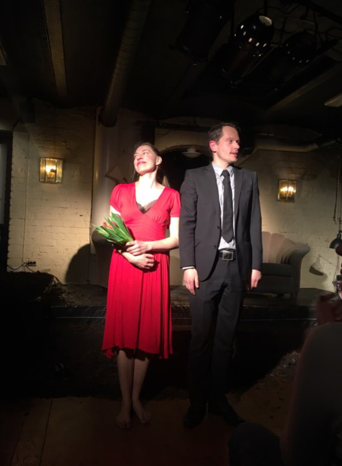 BWW Review: ASHES TO ASHES at Olympiateatern
