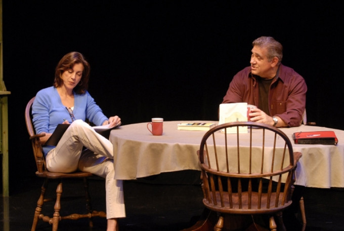 BWW Review: THE GUYS by Anne Nelson at John Lyman Center For The Performing Arts At Southern CT State University