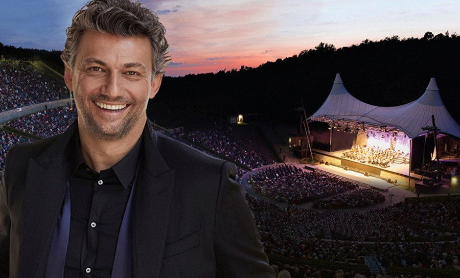 BWW Review: JONAS KAUFMANN - DOLCE VITA at Berlin's Waldbuehne