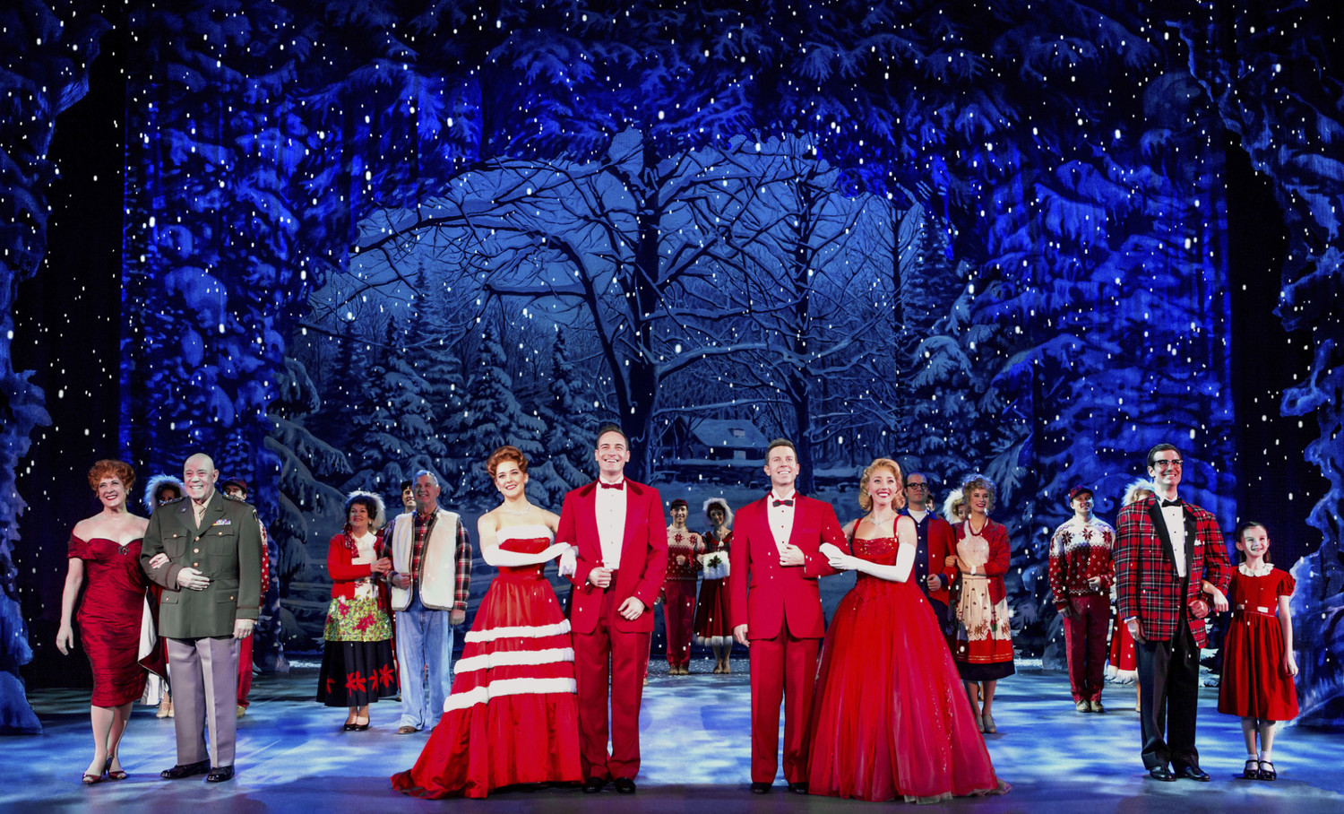 BWW Review: WHITE CHRISTMAS at Denver Center for the Performing Arts