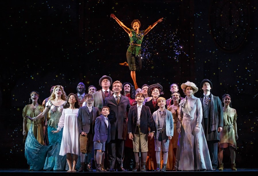 BWW Review: STRONG DIRECTION MAKES AUDIENCES BELIEVE IN FINDING NEVERLAND at Cincinnati Aronoff Center For The Arts