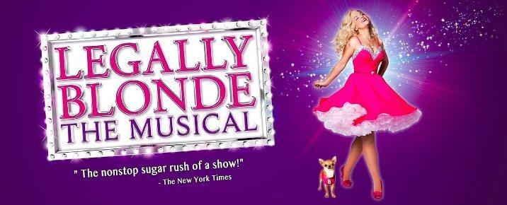 LEGALLY BLONDE Comes To Granada Theatre This April!