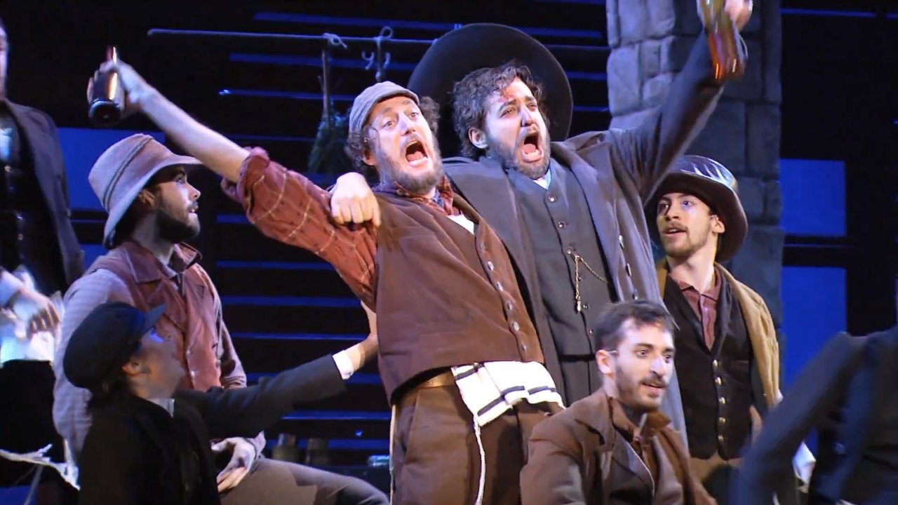 Broadway Beyond Louisville Review: FIDDLER ON THE ROOF at Aronoff Center
