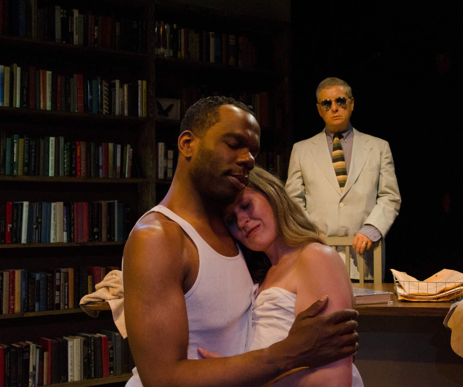 BWW Review: Relevant Topic Probed in STATEMENTS AFTER AN ARREST UNDER THE IMMORALITY ACT at Convergence Continuum