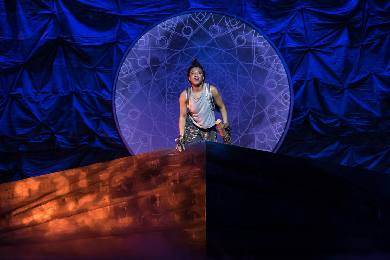 BWW Review: ATLANTIS at Virginia Repertory Theatre