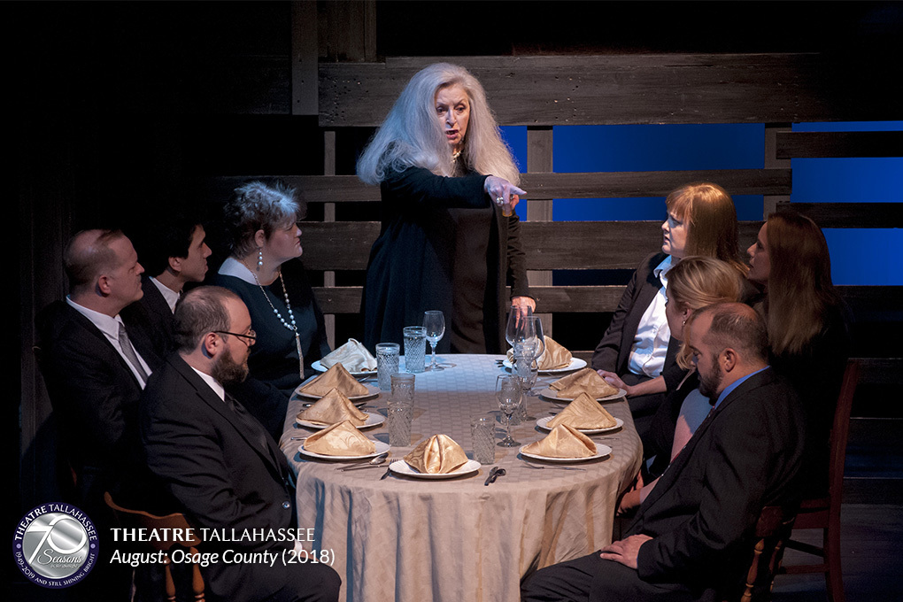 BWW Review: AUGUST: OSAGE COUNTY at Theatre Tallahassee