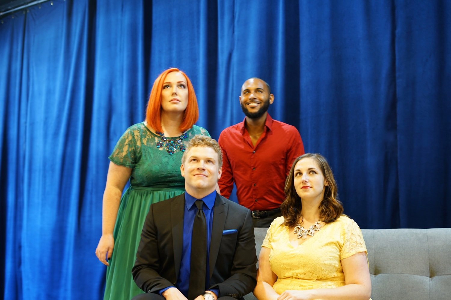 BWW Interview: Tamara Marla Laflin of SONGS FOR A NEW WORLD at Southgate Community Players says the Songs Will Hit Audiences with a Wide Range of Emotions!