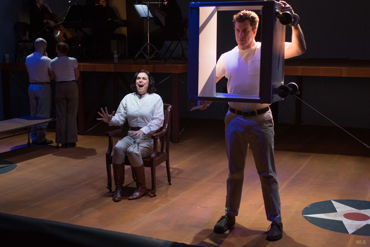 BWW Review: WINGS THE MUSICAL at Firehouse Theatre Pensively Soars