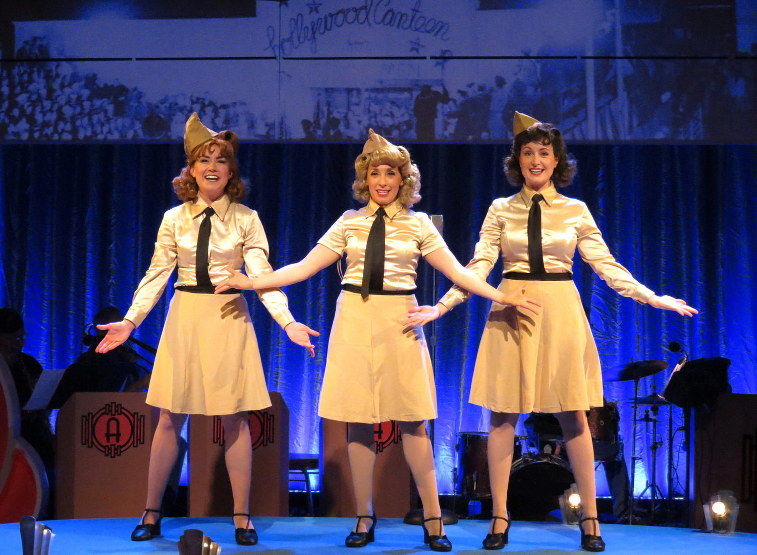 BWW Review: SISTERS OF SWING Delivers Solid Performance at Town Hall Arts Center