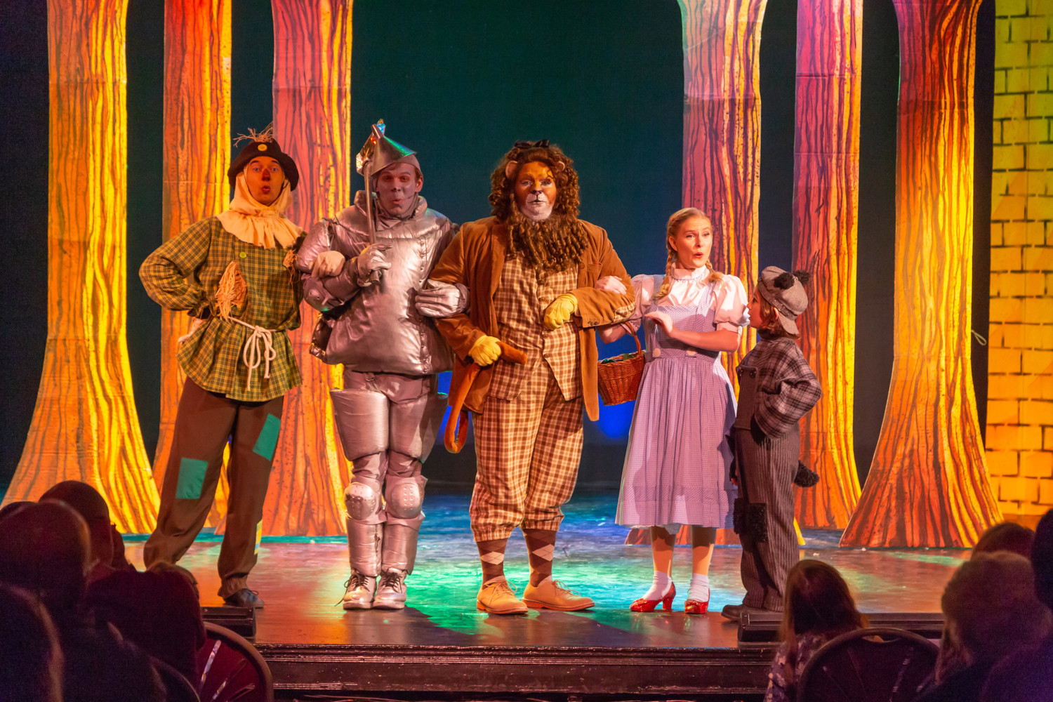 BWW Review: THE WIZARD OF OZ at The Growing Stage