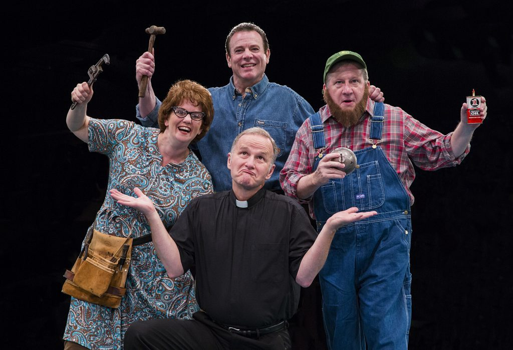 BWW Review: RISE UP, OH MEN at Derby Dinner Playhouse