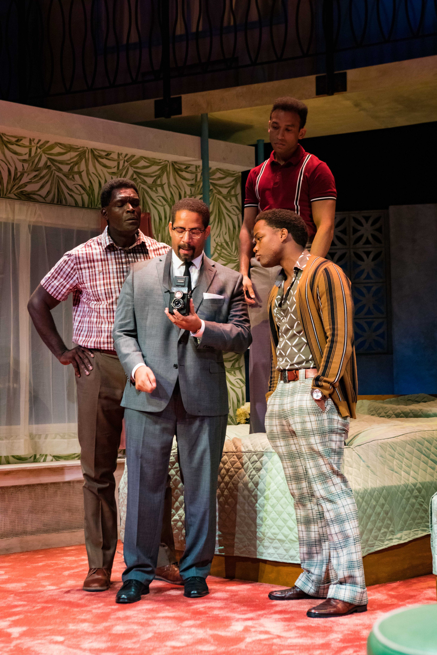 BWW Review: ONE NIGHT IN MIAMI at Miami New Drama