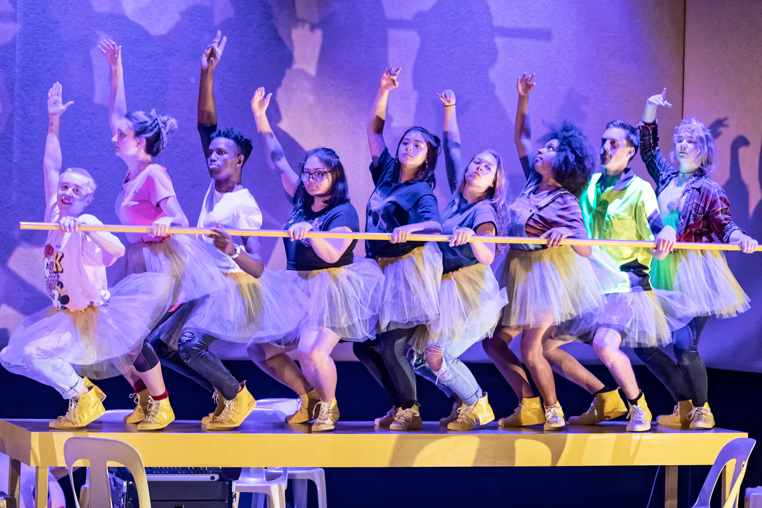 BWW Review: TENDER at ASB Waterfront Auckland