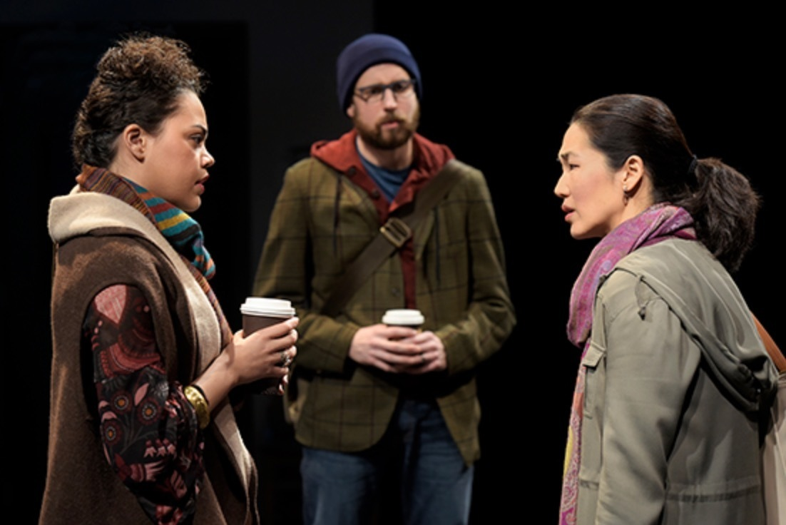 Review Roundup: OFFICE HOUR at Berkeley Rep