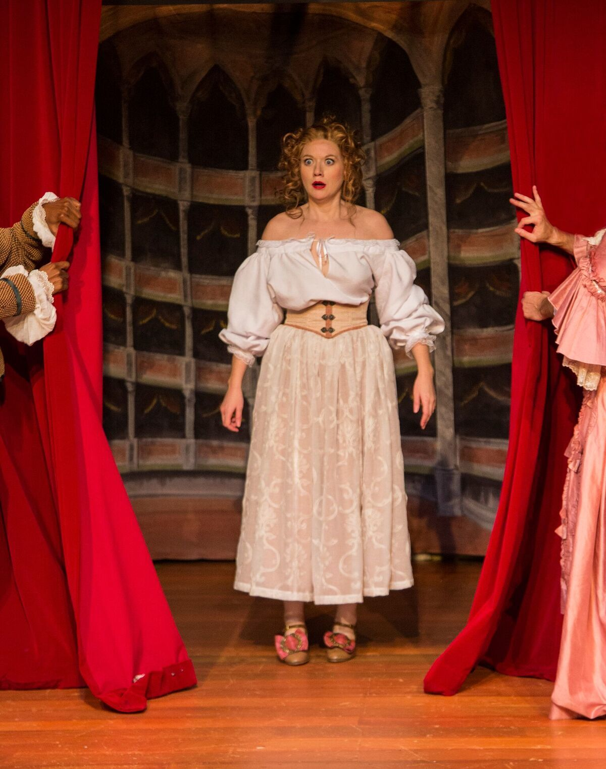 BWW Review: NELL GWYNN shows 17th Century humor and heart at Synchronicty Theatre